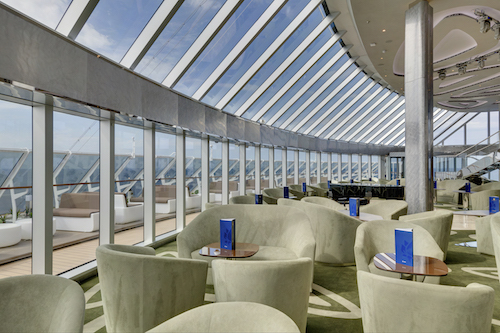 bar lounge msc Seaview