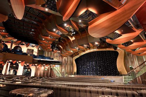 theatre costa deliziosa