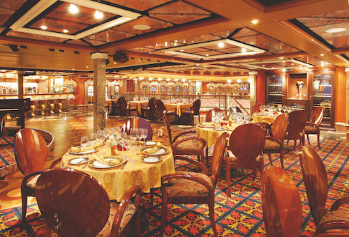 restaurant costa magica