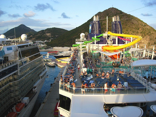 toboggan piscine norwegian epic