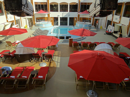 piscine norwegian epic