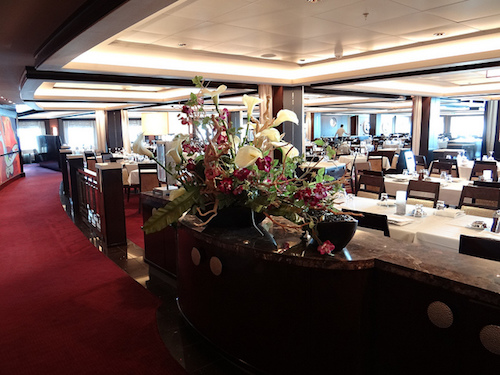 restaurant norwegian epic NCL