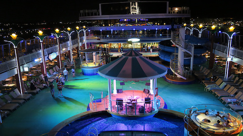 piscine norwegian gem