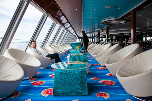 bar Norwegian pearl