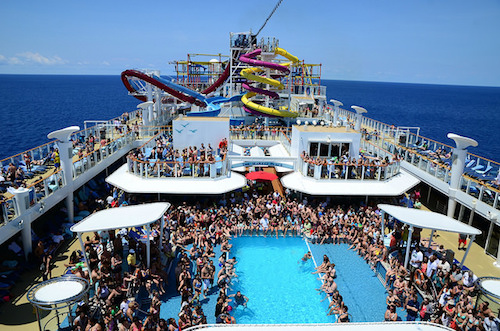 toboggans aquapark piscine norwegian breakaway