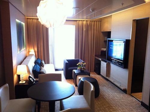 cabine du Norwegian Getaway NCL