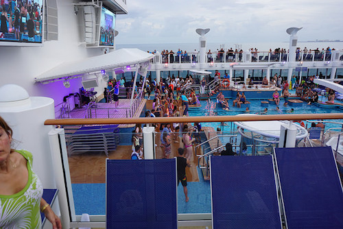 piscine norwegian escape