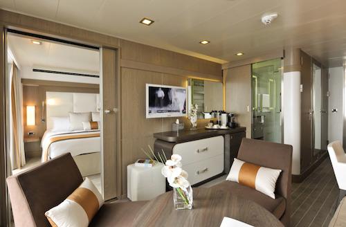 suite cabine l'austral ponant
