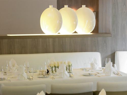 restaurant gastronomique ponant