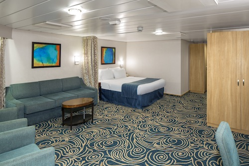cabine royal caribbean grandeur of te seas