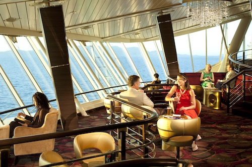 bar salon lounge viking grandeur of the seas royal caribbean