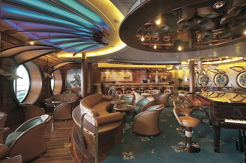 lounge mariner of te seas royal caribbean
