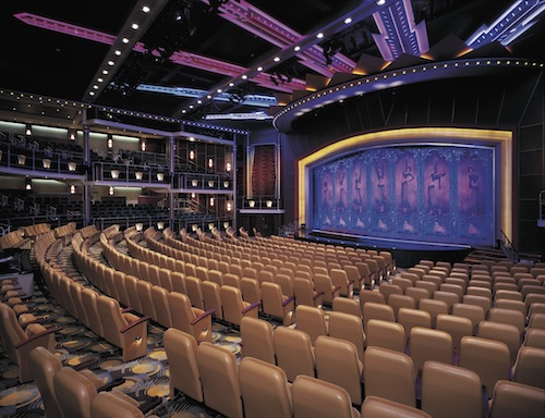 theatre navigator of the seas royal caribbean