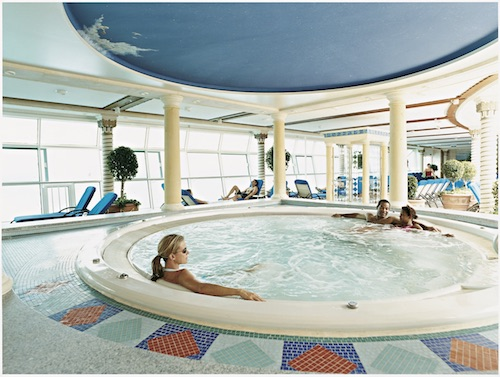 jacuzzi royal caribbean navigator of the seas