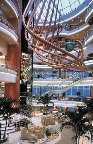 atrium vision royal caribbean