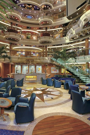 atrium jewel of the seas rccl