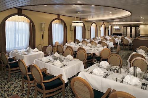 restaurant principal majesty of the seas Royal Caribbean
