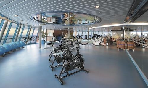 salle de sport majesty of the seas