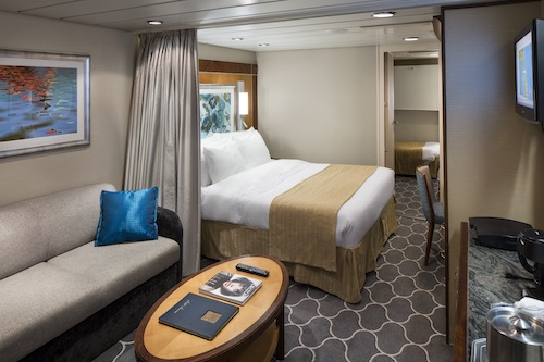 cabine majesty of te seas royal caribbean