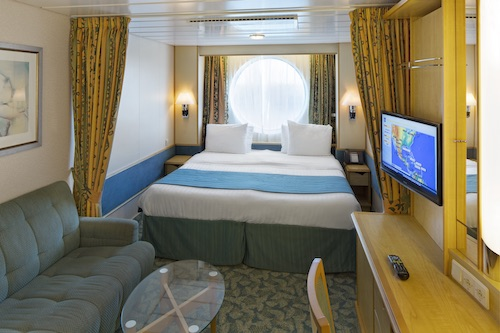 cabine freedom of the seas Royal Caribbean