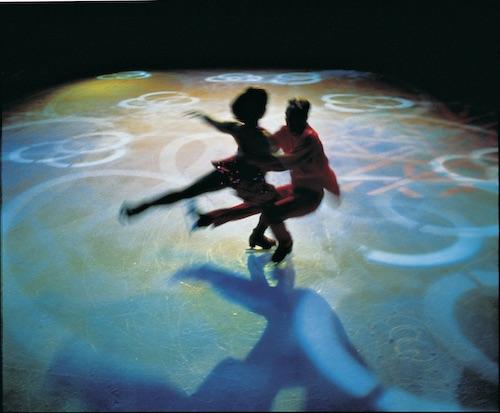 spectacle sur glace Royal Caribbean