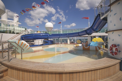 parc aquatique serenade of the seas