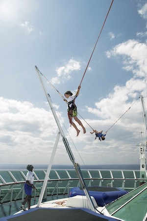 trampoline royal caribbean enchantment of the seas