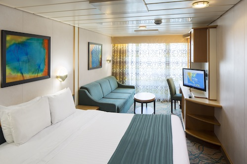 cabine enchantment of te seas royal caribbean