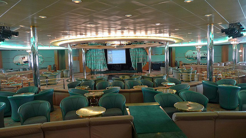 salon Royal Caribbean legend of te seas