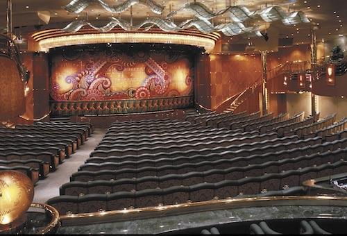 théâtre rapsody Royal Caribbean