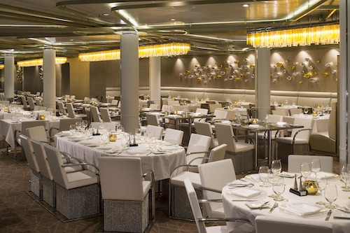 restaurant quantum of the seas Royal Caribbean