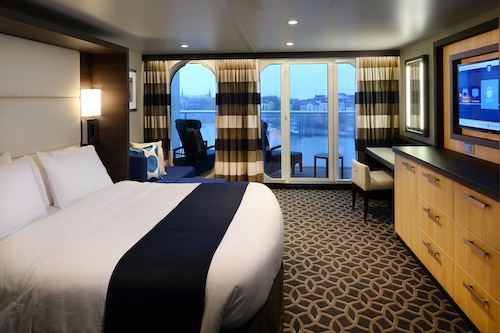 cabine Royal Caribbean quantum of the seas