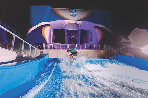 simulateur de surf anthem of the seas
