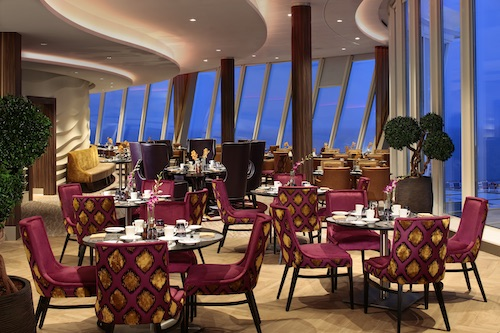 restaurant Royal Caribbean harmony of the seas
