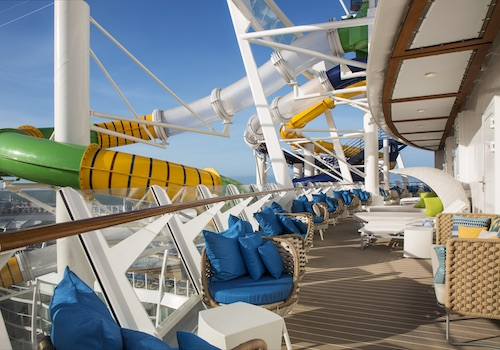 transat toboggan symphony of the seas
