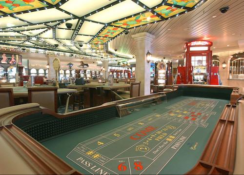 casino coral princess cruises