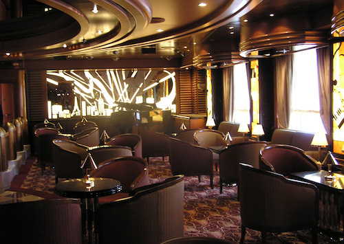 bar crown princess cruises