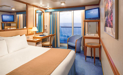 cabine balcon diamond princess