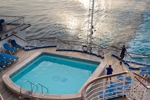 piscine diamond princess