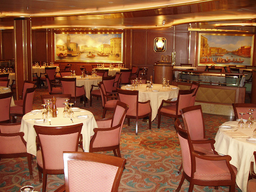 restaurant golden princess