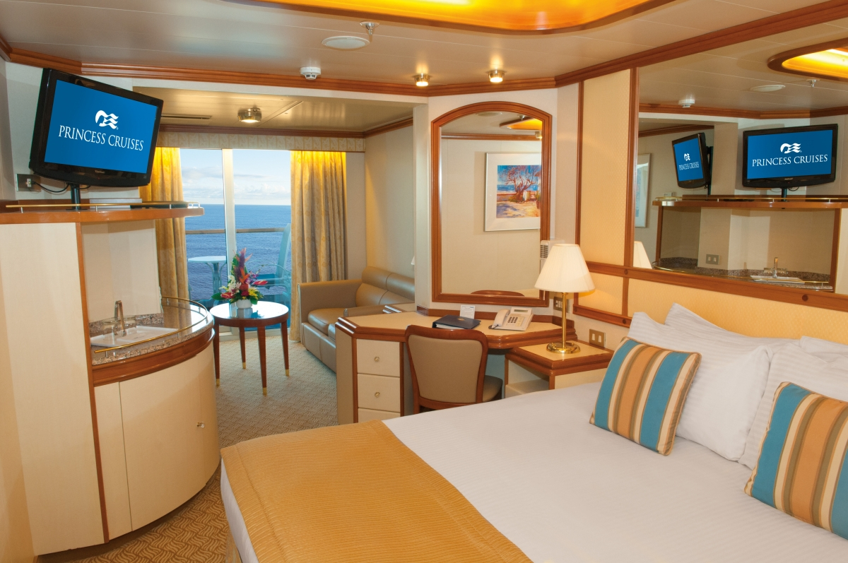 cabine golden princess