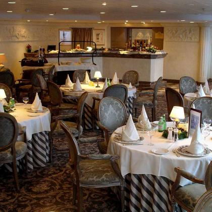 restaurant italien Pacific princess