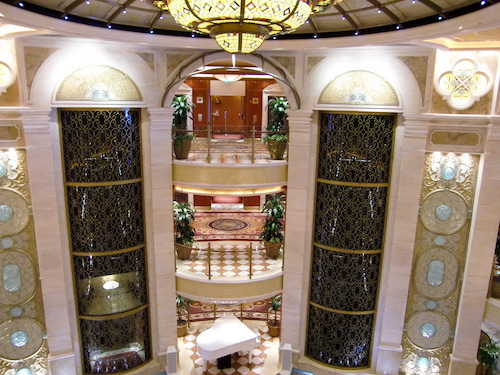 ascenseurs panoramiques ruby princess