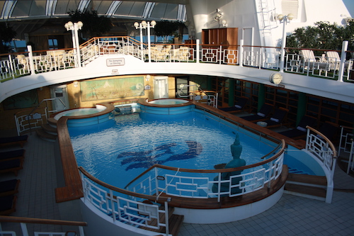piscine jacuzzi star princess