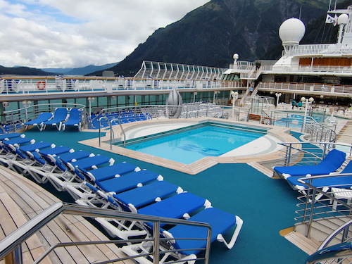 piscine sea princess