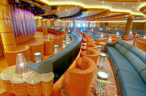 lounge royal princess