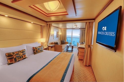 mini suite royal princess