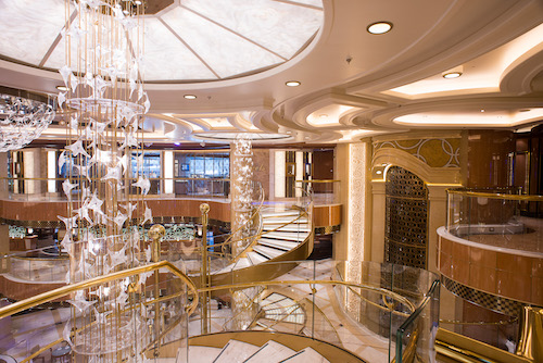 atrium royal princess