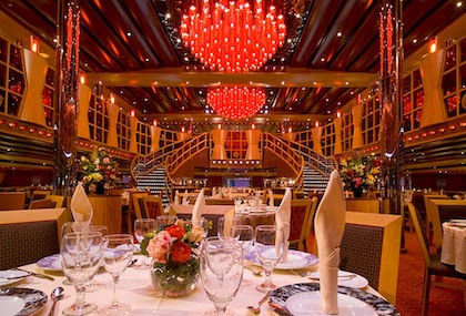 restaurant carnival dream