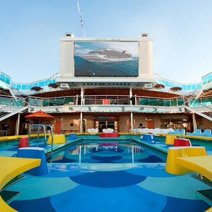 piscine carnival dream